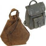 Handtaschen und Rucksäcke