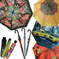 Motiv Regenschirme