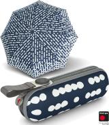 Knirps X1 Super Mini Taschenschirm im Etui - UV...