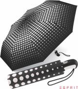 Esprit Damen Taschenschirm Easymatic3 mit Auf-Zu...