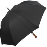 iX-brella Stützschirm Selbstverteidigungsschirm extrem stabil - schwarz