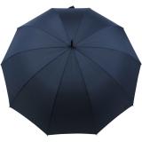 M&P Portierschirm Doorman 10-teilig Fiberglas stabil XXL navy blau