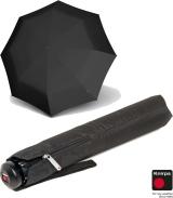 Knirps Herren-Taschenschirm- Topmatic SL Knaufgriff schwarz