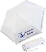 iX-brella Mini Hochzeits-Taschenschirm Ankerkette mit...