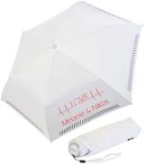 iX-brella Mini Hochzeits-Taschenschirm Love mit...