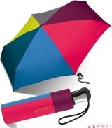 Esprit Mini Taschenschirm Easymatic4 Auf-Zu-Automatik HW...