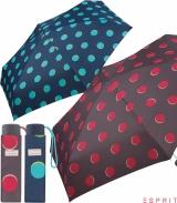 Esprit Super Mini Taschenschirm Petito Moon Dots