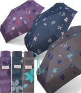 Esprit Super Mini Taschenschirm Petito Flower Rain