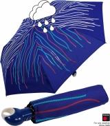 Knirps Mini Taschenschirm Floyd Duomatic mit Farbwechsel...