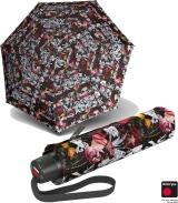 Knirps Mini-Taschenschirm T.050 earth