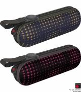 Knirps X1 Super Mini Taschenschirm im Etui stars