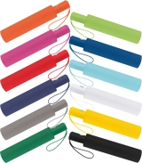 RS-Taschenschirm mit Auf-Zu-Automatik und farblich...