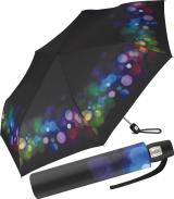 Pierre Cardin Regenschirm Funky Glitter - Taschenschirm...