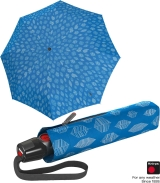 Knirps Taschenschirm T.200 Duomatic leaves UV Protection...