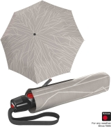 Knirps Taschenschirm T.200 Duomatic river UV Protection -...