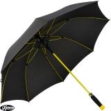 iX-brella Automatik XXL Golfschirm mit farbigem Gestell...