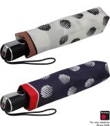 Knirps Regenschirm Damen Taschenschirm Large Duomatic...