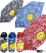 Smiley World Super Mini Taschenschirm Stay Cool