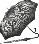 Pierre Cardin Regenschirm Zebre - Stockschirm