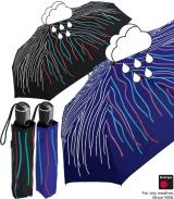 Knirps Regenschirm Damen Taschenschirm Large Duomatic mit...
