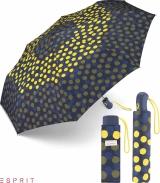 Esprit Regenschirm Lemon Dot
