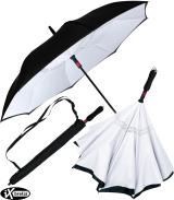 iX-brella Reverse - Automatik Regenschirm umgekehrt -...