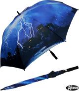 iX-brella Regenschirm Thunderstorm - Golfschirm Automatik