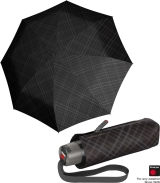 Knirps Super-Mini-Taschenschirm T.010 Modern black