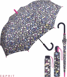 Esprit Regenschirm Millefleurs