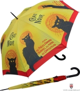 Stockschirm Automatik UV-Protection Chat Noir