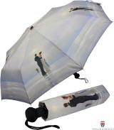 Taschenschirm Auf-Automatik UV-Protection Jack Vettriano...