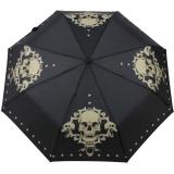 Taschenschirm Auf-Automatik UV-Protection Skull