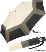 Pierre Cardin Damen Taschenschirm mit Auf-Zu-Automatik...