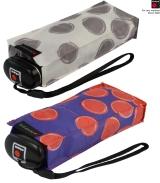 Knirps mini Taschenschirm Travel mit UV-Schutz lily