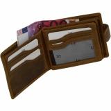 LandLeder Kettenbörse 3tlg. OLD-SCHOOL mit RFID Schutz