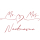 iX-brella XXL Mr.&Mrs. Hochzeitsschirm Automatik personalisiert mit Name - Brautschirm All In White - filigranes Herz