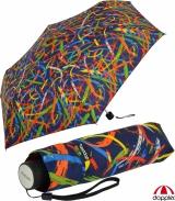 Doppler Mini Damen Taschenschirm Havanna Expression