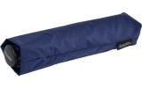 Doppler zero,99 extrem leichter Mini Damen Taschenschirm UV-Schutz Ultra Sun - blau-elfenbein