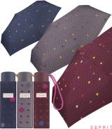 Esprit Super Mini Taschenschirm Petito Confetti Dots