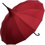 Regenschirm Sonnenschirm Long Pagode UV-Protection...