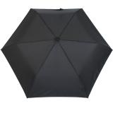 Doppler Regenschirm Mini- Taschenschirm Havanna Stick - sturmfest - schwarz