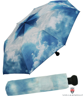 Taschenschirm Regenschirm - Hamburger Himmel UV - Protection