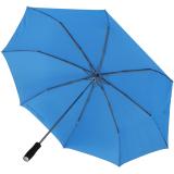 Partner- Taschenschirm Schirm Golf Regenschirm Trekking XXL Outdoor aqua