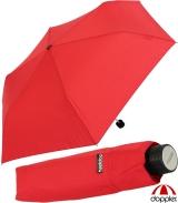 Doppler Regenschirm Mini- Taschenschirm Havanna Stick -...