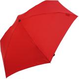 Doppler Regenschirm Damen Mini Taschenschirm Handy klein super-leicht stabil rot