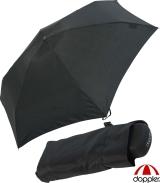 Doppler Regenschirm Damen Mini Taschenschirm Handy klein...