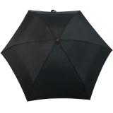 Doppler Regenschirm Damen Mini Taschenschirm Handy klein super-leicht stabil schwarz