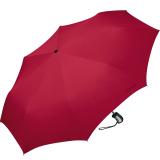 Esprit Regenschirm Taschenschirm Easymatic 3 Auf-Zu Automatik uni flagred - rot