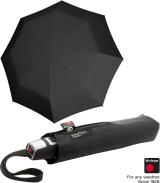 Knirps Regenschirm Schirm Fiber T2 Duomatic  schwarz