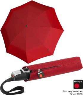 Knirps Regenschirm Schirm Fiber T2 Duomatic  red